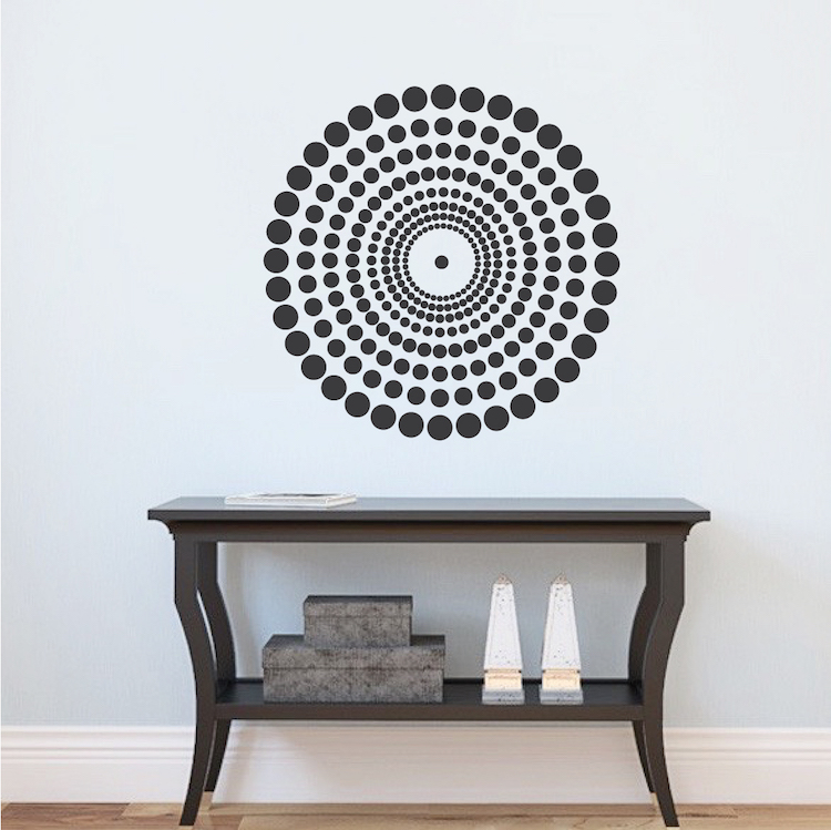 Contemporary Wall Decal Part 85
