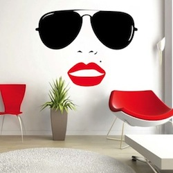 Wall Decals Wall Stickers Wall Appliqu S Trendy Wall