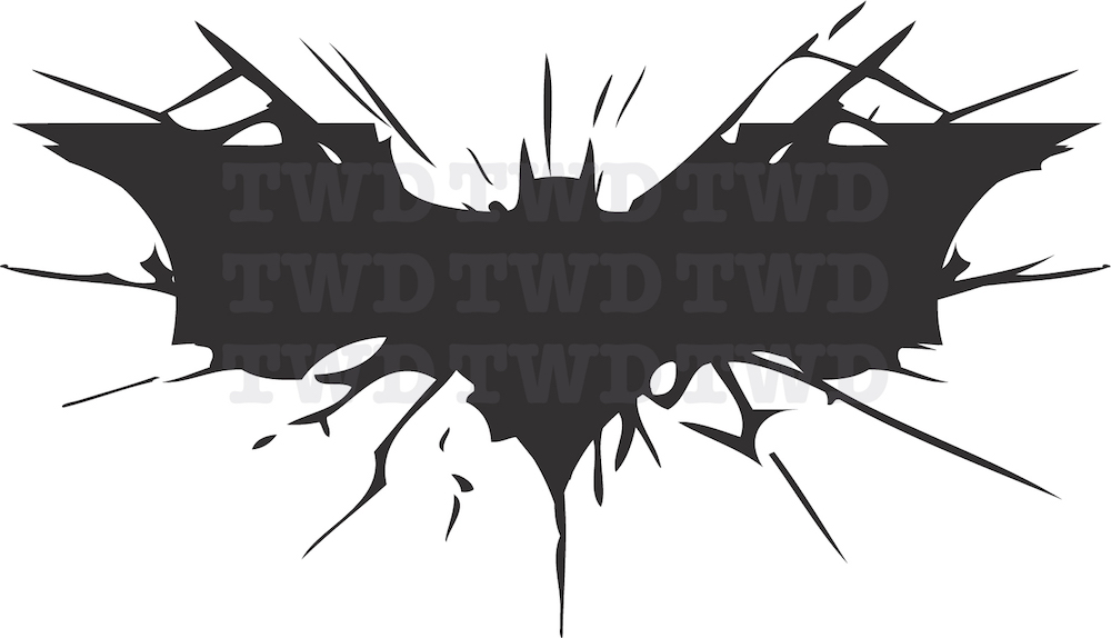 Bat Wall Decal Large Boys Bedroom Wall Designs Hero