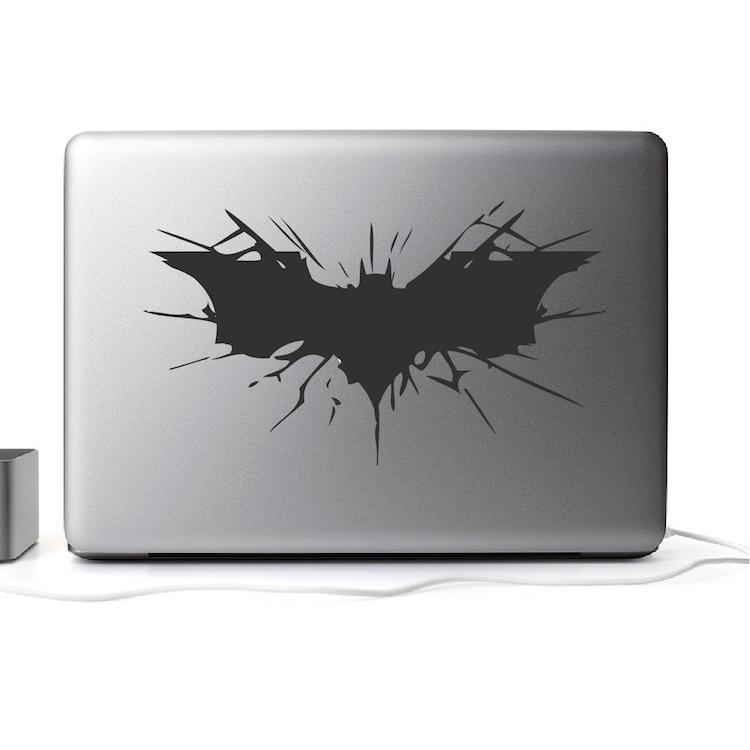 batman wall decal batman laptop stickers trendy wall peaceful heart wall sticker trendy wall designs