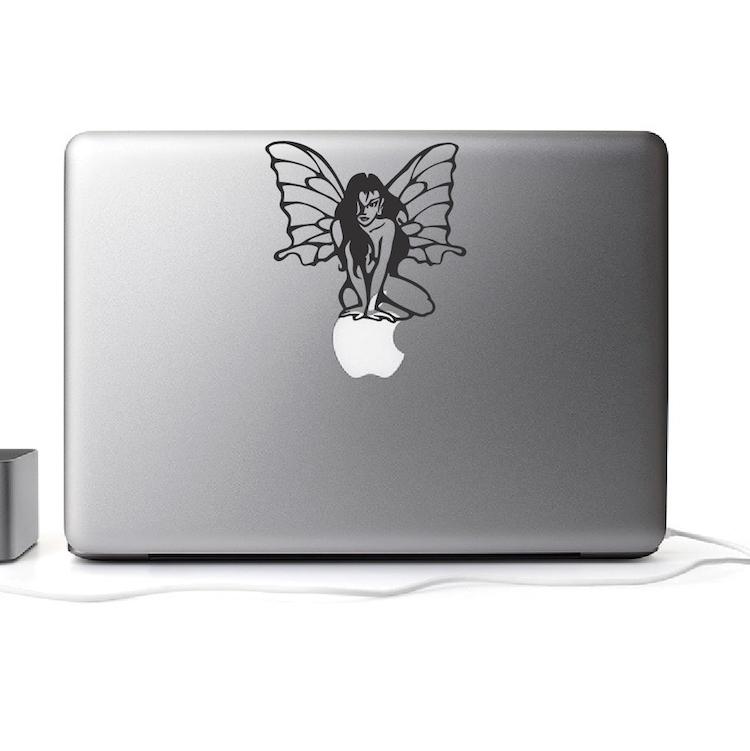 Fairy Decal Sticker Laptop Art Trendy Wall Designs