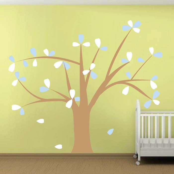 Neva Tree Wall Art Design | Trendy Wall Designs