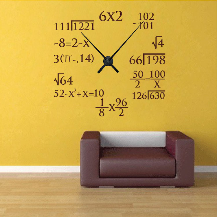 Funky Math Wall Art Image Collection - Art & Wall Decor - hecatalog.info