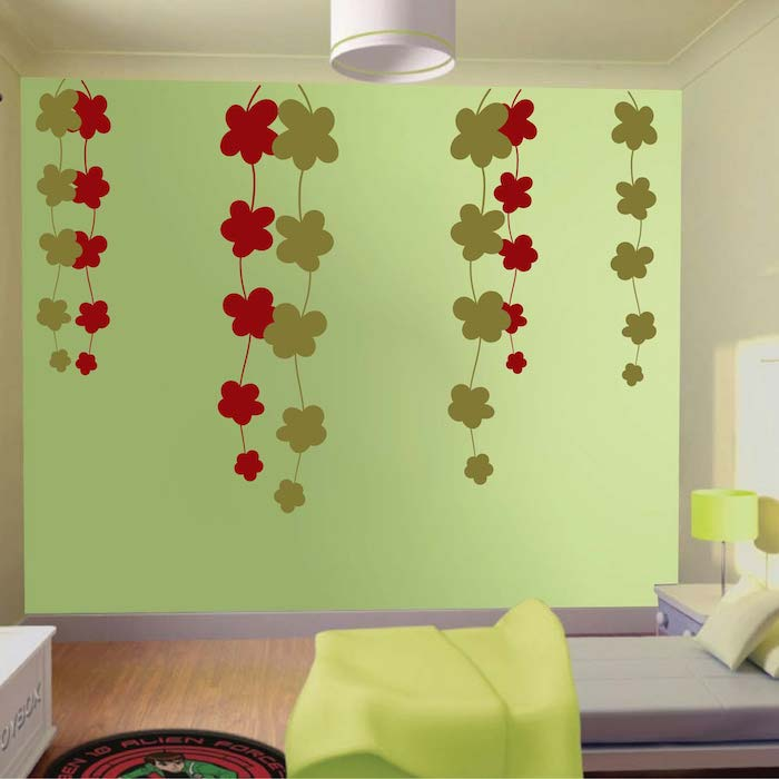 trendy vines wall decals trendy wall designs