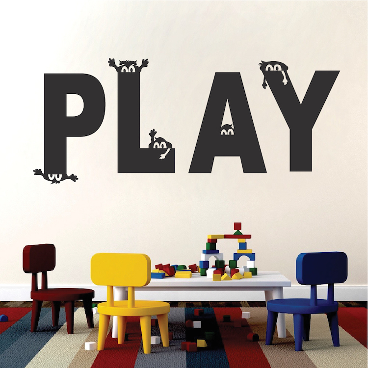 nursery play room wall quotes nursery room wall decals from