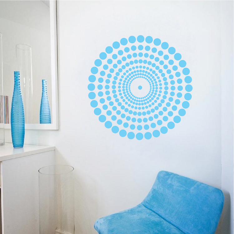 Contemporary Wall Decal & Contemporary Wall Decal