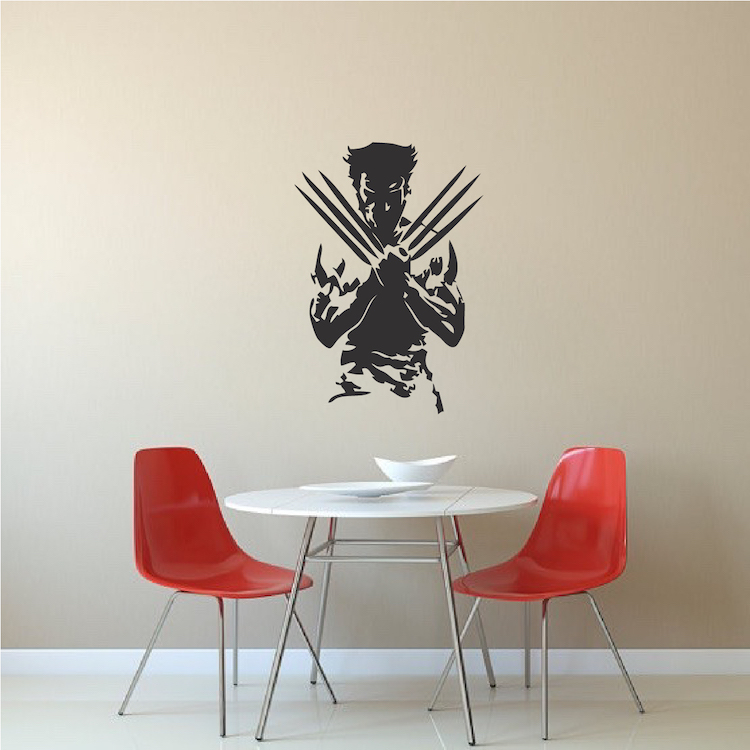 X Men Wall Decal. Zoom Part 28