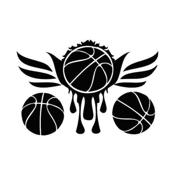 Basketball Wall Mural Trendy Wall Designs