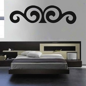 Merveilleux Border Wall Decal F63. Zoom