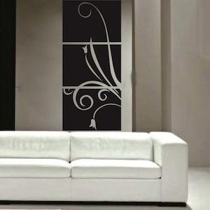 Elegant Panel Wall Decal