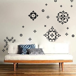 ornamental wall decals - Wall Decals Designs