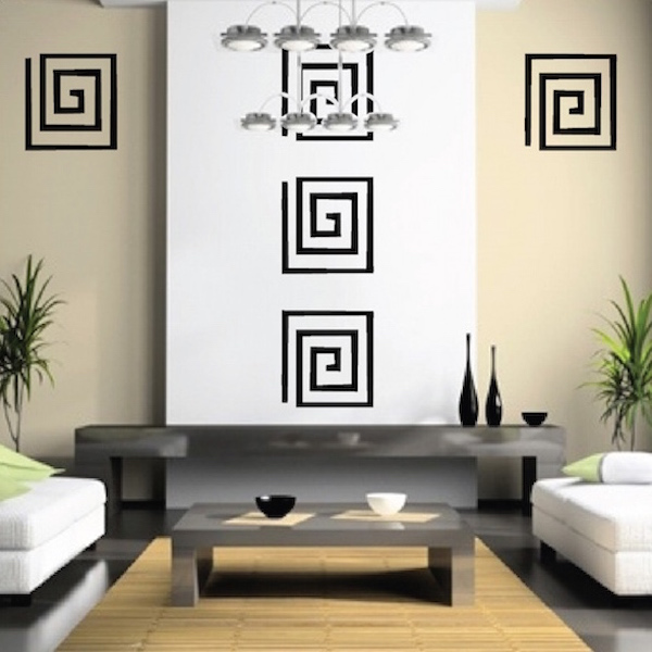 Elegant Design Wall Decals Trendy Wall Designs