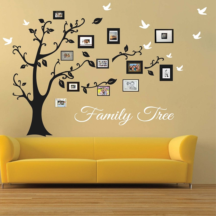 Wall Painting Tree Design