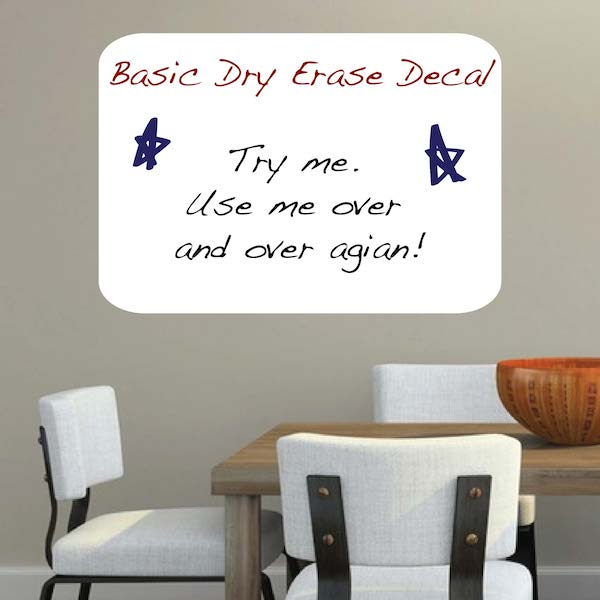 basic dry erase wall decal trendy wall designs wallies white dry erase wall stickers next day delivery