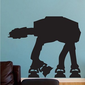 Imperial Walker Wall Decal