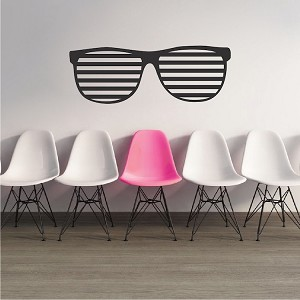 Hip Shades Wall Sticker
