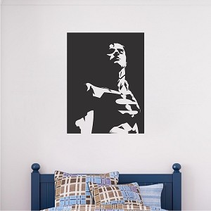 Cool Poster Vinyl Wall Decal