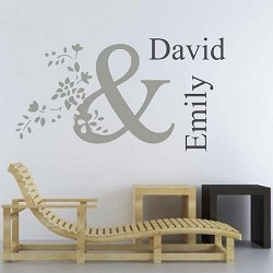 Personalized Wall Decal