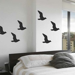 Seagull Bird Wall Decals