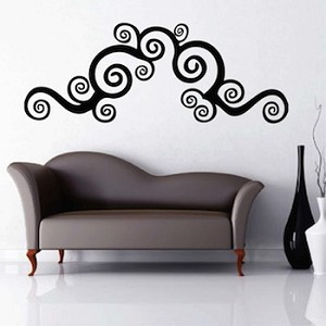Border Wall Decal b61