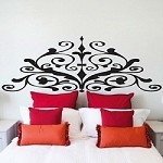 Border Wall Decal g06