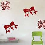 Bow Wall Decals