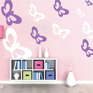 Cute Butterflies Wall Decal