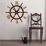 Wheel Clock Decal
