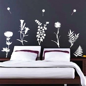 Spring Mix Wall Decals