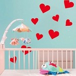 Pure love Wall Decals