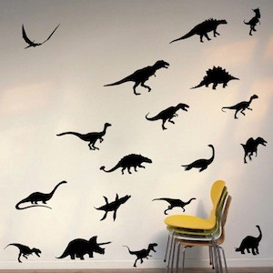 Dinosaur Pack Wall Decals