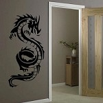Cool Dragon Wall Decal