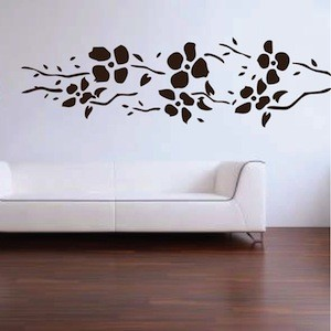 Trendy Floral Branch