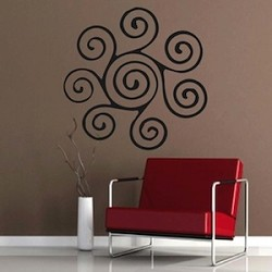 Adornment e57 Wall Decal