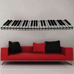 Hip Keys Wall Decal