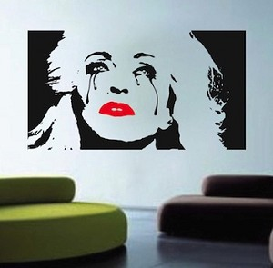 Like A Virgin Wall Decal