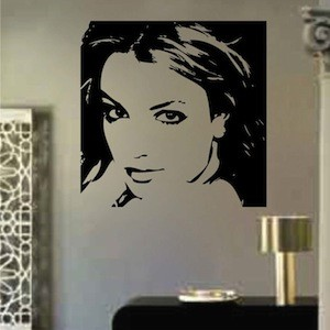 True Star Wall Decal