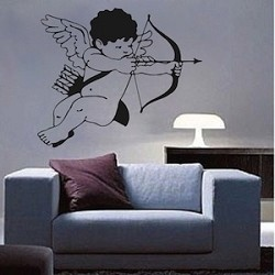 Cupid Wall Decal