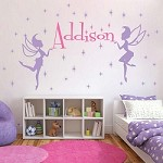 DIY Fairy Wall Decal