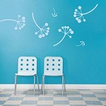 Loli Pop Flower Wall Decals