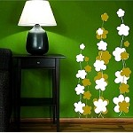 Trendy Vines Wall Decals