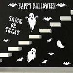 Halloween Party Kit Decals