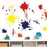 Ink Splash Wall Decals