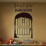 Magic Doorway Wall Decal