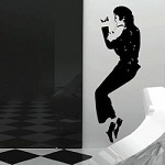 Michael 2 Wall Decal