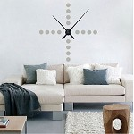 Cross Dots Clock