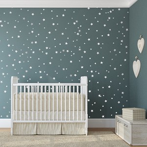 Bedroom Stars Wall Decals