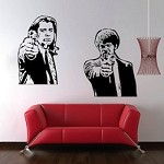 Action Movie Men Wall Decal
