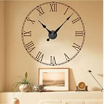 Rustic Clock Decor