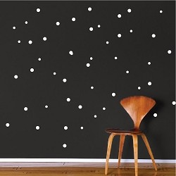 Snowfall Decal Murals